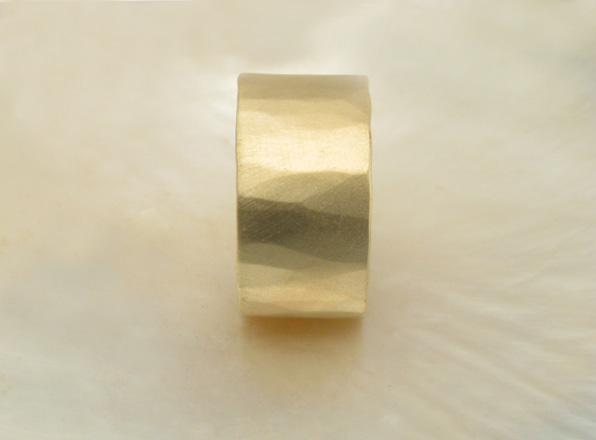 10mm wide wedding band