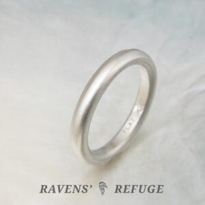 classic platinum wedding band – traditional wedding ring