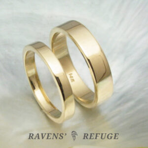 basic wedding bands