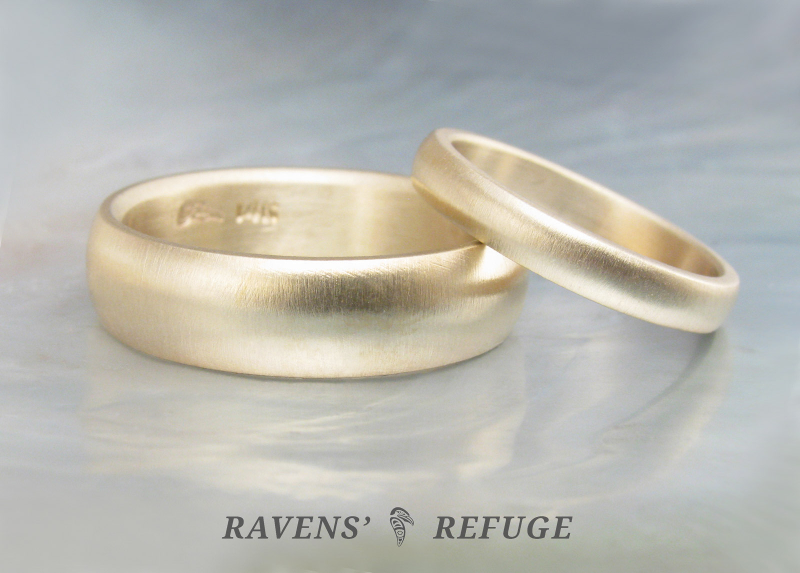traditional wedding bands classic wedding rings in 14k