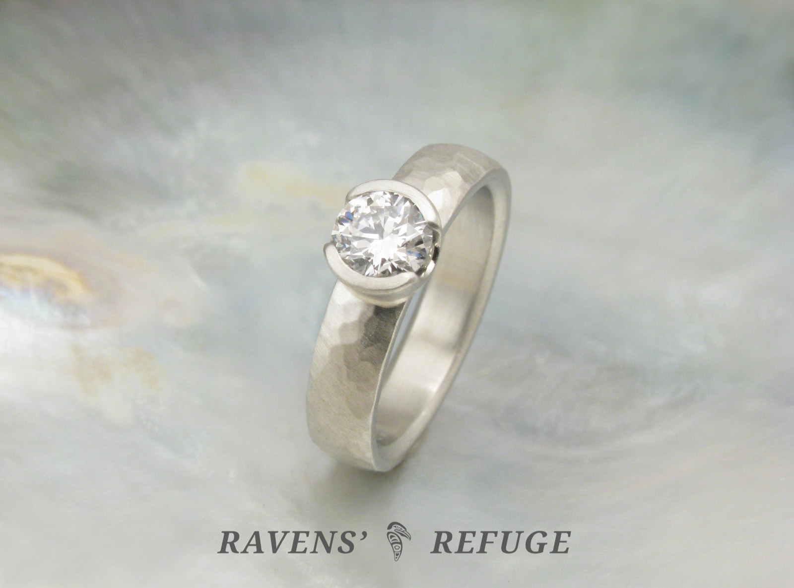 mosaic beautiful for this diamonds rings raymond style day diamond recycled jewelers ring lee earth wg engagement