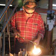 Dan pouring platinum