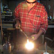 hand forging platinum